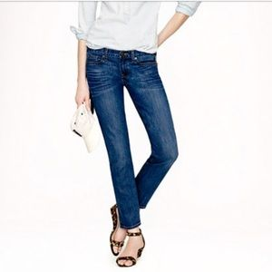 J. Crew Chopped Matchstick Jeans Size 29